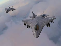 What A Boeing Would've Looked Like If Lockheed Lost The JSF Competition - Fighter Jets World Military Jets, Military Weapons, Military Aircraft, Fighter Aircraft, Fighter Jets, Airplane Fighter, Boeing X 32, F22 Raptor, Experimental Aircraft