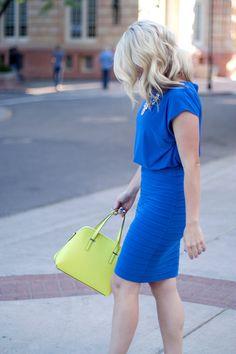 Pretty Summer Dress #modest