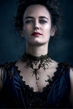 """Eva Green - """"Penny Dreadful"""" Stills (2014) : eagerly waiting for this horror series."""