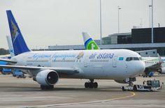 File:Air Astana Boeing 767-300; P4-KCB@AMS;18.10.2011 627ao ...