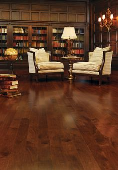 Mirage Floors, the world's finest and best hardwood floors. www.miragefloors.com…