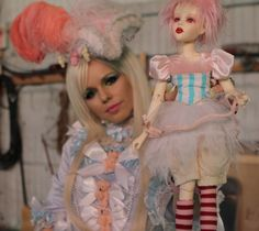 Idex dolls