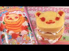 Japanese Bear Pancake Kit
