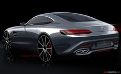 Mercedes-Benz AMG Sport Range Concept | Products confirmed for production