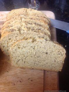 Rozmarýnový bezlepkový chléb