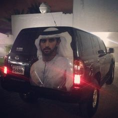 12/2014 Vehicles decked out for 43rd National Day...PHOTO:  bin_zayed_92