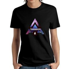 The Chainsmokers Triangle Logo Unique Women's T-shirt