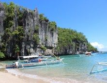 Regarded as the World's Best Island for three years, Palawan displays pristine beauty. One of the must-visit places in the island is the Underground River. Philippines Destinations, Palawan, Asia, How To Get, River, Island, World, Places, Summer