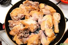 "How to Make Pressure Cooker ""Fried"" Chicken (with Pictures)"