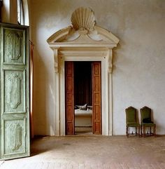 Villa Repeta, Italy, Adrea Palladio, Photographer - Simon Upton / The Interior Archive
