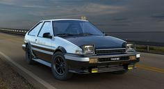 Find the best Trueno Wallpaper on WallpaperTag. Corolla Ae86, Toyota Corolla, Spiderman Lockscreen, Initial D, Yellow Car, Ipad Mini 2, Studio Shoot, Japanese Cars, Motor Car