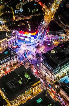 London by Vincent Laforet