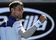 MELBOURNE, Australia/January 16, 2018 (AP)(STL.News) —Novak Djokovic confirmed after his first-round win that men's players held a private meeting on the eve of the Australian Open to discuss issues related to the ATP Tour, but denied that any talk of boycotting Grand Slams over prize mon... Read More Details: https://www.stl.news/djokovic-players-held-meeting-but-boycott-not-discussed/68209/