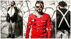 #Garderoba ideala a #sezonului nu ar fi completa fara #Feathers. #Nouacolectie #TROUBLE mizeaza pe #autenticitate. Fii unic!  Cardigan X Trouble http://www.feathers.ro/cardigan-x-trouble.html  Bluza Stripes Trouble http://www.feathers.ro/bluza-stripes-trouble.html  Photo credits: Ciprian Strugariu  Retouch: Alex Stanciu Make-up: Adriana Dumitras Model: Razvan Popa