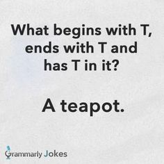 Grammarly.com - Google+ - Did you get it? Now, go pour yourself a cuppa.