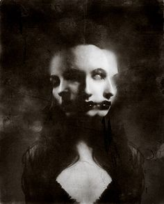 multiple personalities by dihaze.deviantart.com on @deviantART   makes me think of Hekate