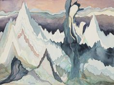 artists, drawings, color box, illustr color, christin ödlund, 37tankeskuggathoughtshadow, color mountain, christin odlund, artist christin