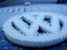 Winter VW Logo
