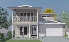 Hutton - An Affordable Hamptons Style Home Design Hamptons Style Homes, The Hamptons, Breezeway, Build Your Dream Home, Brisbane, Custom Homes, Living Area, Facade, Custom Design