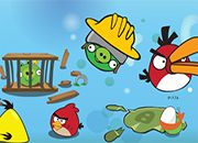 Angry Birds Card Match