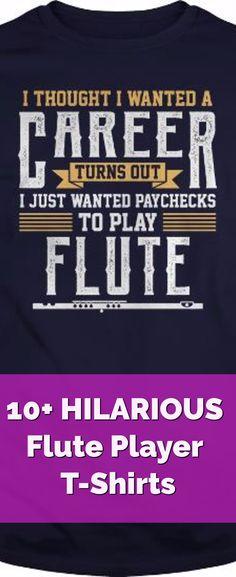 10+ HILARIOUS  Flute