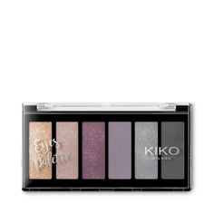 Browse KIKO's wide range of eye palettes and choose between warm or cold shades. Professional products at the best prices! Shop online now! Lipstick Palette, Eye Palette, Lip Makeup, Beauty Makeup, Eyeshadow Basics, Earth Song, Kiko Milano, Make Beauty, Make Me Up