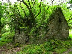 The Kerry Way walking path between Sneem and Kenmare in Ireland | The 33 Most Beautiful Abandoned Places In TheWorld