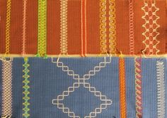 VOHVELIPUJOTUS Beaded Embroidery, Needlework, Upcycle, Projects To Try, Soap, Beads, Sewing, Crafts, Diy
