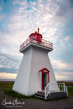 Phare de Bonaventure Fair Grounds, Canada, Explore, Travel, Lighthouse, Trips, Viajes, Traveling, Outdoor Travel