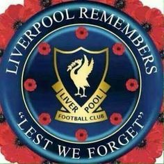Remembrance sunday.