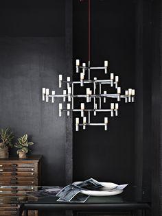 Crown Major Suspension Light by Nemo Cassina Canning & Sheridan Interiors - Designer Furniture & Lighting Retailer