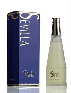 Agua de Sevilla...this perfume smells just like the city of Sevilla in the spring. The entire city smells like orange blossoms and love...if not love, then hope. Wearing it takes me right back to Sevilla. (I OWN THIS!)