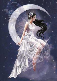 Frost Moon by Nene Thomas