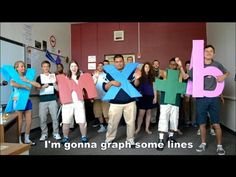 Graph Shop - Graphing Lines Thrift Shop Parody