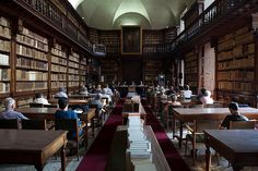 19.IX.Biblioteca Nazionale Braidense, Sala Teologica (ore 15.30)