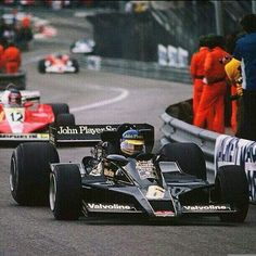 1978 Monaco Lotus 79 Ronnie Peterson