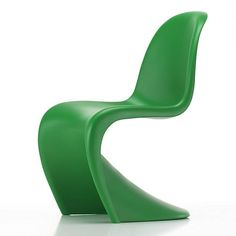 Panton Chair - Summer Green by Vitra at Lumens.com