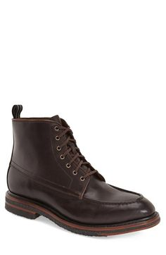 Cole Haan & Todd Snyder 'Bryling' Moc Toe Boot (Men)