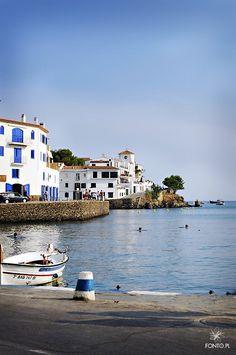Un aperçu de ce qui vous attend à Cadaqués : authenticité, charme et beauté seront au rendez-vous durant vos vacances sur la Costa Brava. #Cadaqués (Catalunya - Catalonia)