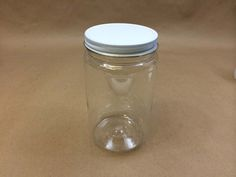 Clear Plastic Jars and Canisters Blow Molding, Canisters, Mason Jars, Container, Plastic, Canning, Drums, Peanut Butter, Jars