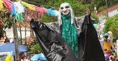 Portal Conexão Olinda: Tradicional Bruxa do Carnaval de Olinda