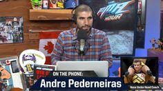nice Andre Pederneiras Does not Believe Conor McGregor Believes in Rematch Versus Jose Aldo