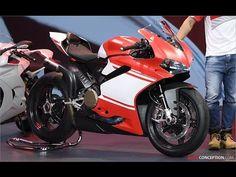 Ducati 1299 Superleggera Unveiled at EICMA - AutoConception.com