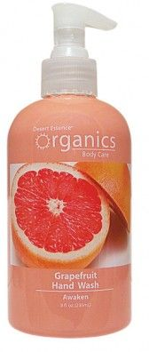 Grapefruit Hand Wash - Buy One, Get One free with code CLEAN at checkout thru 1/31/13.