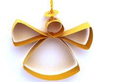 Hermoso y fácil ángel de papel craft | i24Web