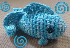 Ravelry: Swimmy the fish pattern by Laura Biondi