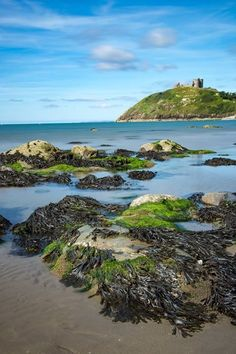 William Ellis, Anglesey, Cymru, North Wales, Welsh, Castle, Water, Photos, Outdoor