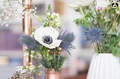 DIY mariage deco de table inspiration cuivre et blanc l La Fiancee du Panda blog mariage-8362