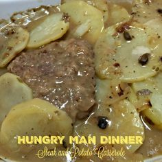 Steak and Potato Casserole | Recipes and Ramblings with the Tumbleweed Contessa