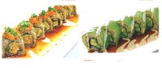 Shojin vegan sushi